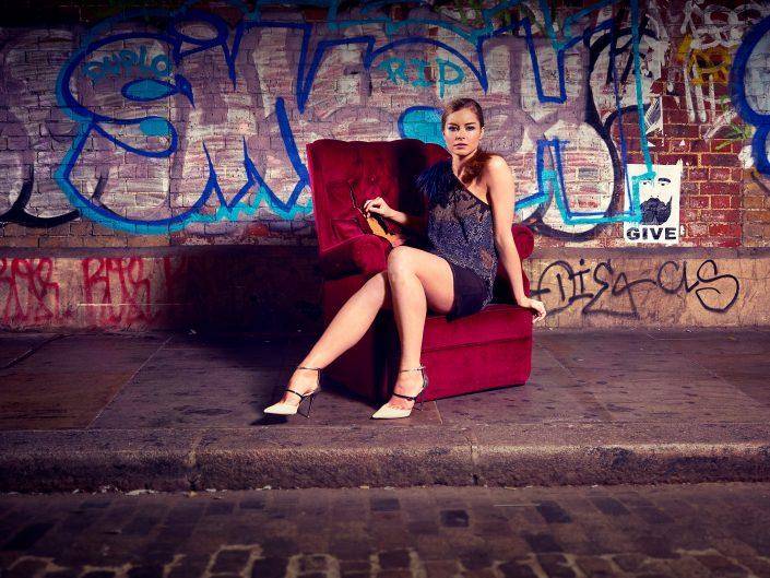 Sandra Reynolds – Glamour and Grime